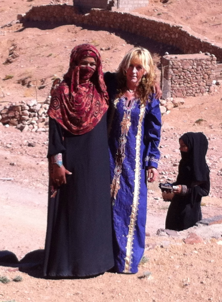 How to dress in a Muslim/Arab country (2/2)